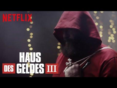 HAUS DES GELDES Staffel 3 - Neuer Teaser Trailer mit Helsinki und ein überraschender Ausstieg