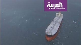 البحرية الإيرانية تعاود استفزازاتها