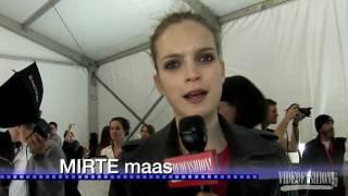 Mirte Maas - Model Profile - Videofashion