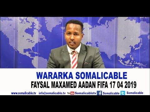 Xxx Mp4 WARARKA SOMALI CABLE IYO FAYSAL MAXAMED AADAN FIFA 17 04 2019 3gp Sex