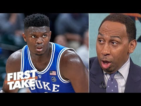Stephen A. on Duke s blowout win vs. Kentucky My God First Take