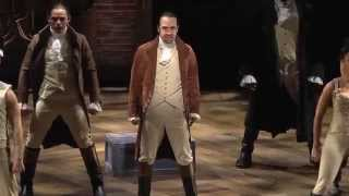 Hamilton at The Public Theater - Montage
