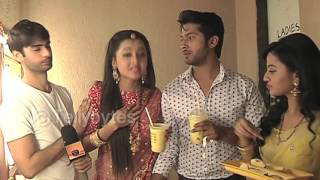 Swaragini - Varun, Helly, Namish and Tejaswi aka Sanskar, Swara, Laksh and Ragini's DEMAND
