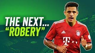 Five PERFECT Robben & Ribery Replacements at Bayern Munich