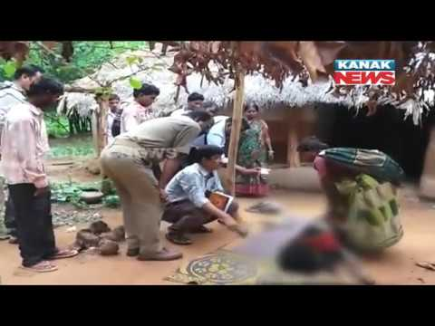 Widow Gang-raped & Murdered In Dhenkanal, Iron Rod Shoved Into Private Part