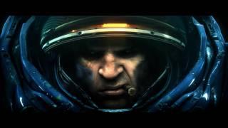 StarCraft II - Intro Cinematic Trailer (HD)
