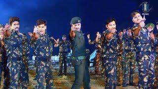 Pakistan Suna Chin | Movie Song | India vs Pakistan |Rakesh Mishra, Ritesh Pandey, Kallu,Yash Mishra