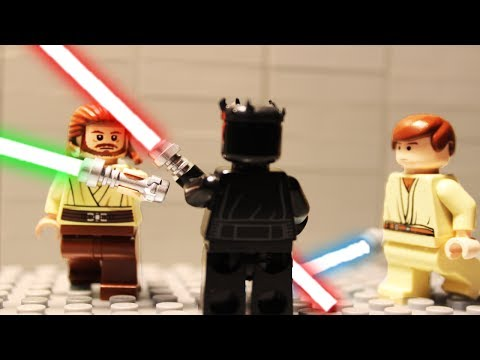 LEGO Star Wars Duel of the Fates