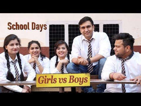Xxx Mp4 School Days Boys Vs Girls Lalit Shokeen Films 3gp Sex