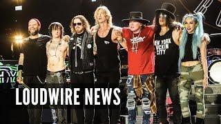 Guns N' Roses Announce 2017 North American + European Tours