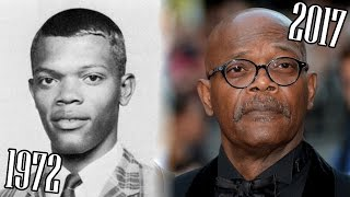Samuel L. Jackson (1972-2017) all movies list from 1972! How much has changed? Before and After!