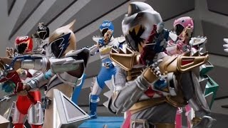 Power Rangers Dino Super Charge Episode 16