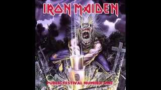Iron Maiden - No Prayer For The Dying - (live 1991, Roskilde Festival)