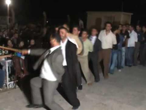 Assyrians dancing Peda in Jilu Khabour ASSYRIAN
