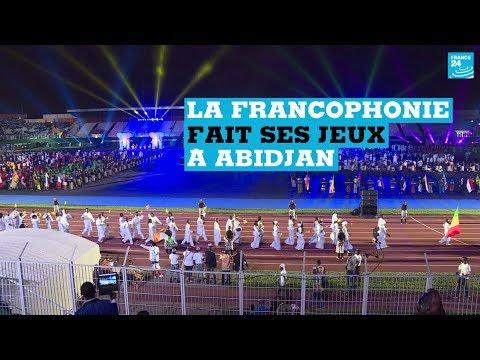 Abidjan se met au rythme des jeux de la Francophonie