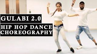 Gulabi 2.0 | Noor | Hip Hop Choreography | LiveToDance with Sonali