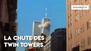 11 Septembre 2001 : la chute des Twin Towers - Le Figaro