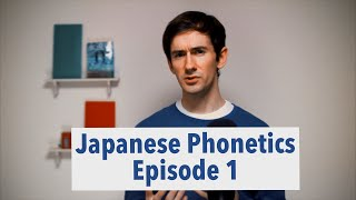 Japanese Phonetics #1: Introduction to Japanese Phonetics (Pitch-accent and Pronunciation)