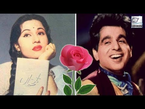 How Madhubala EXPRESSED Her Love To Dilip Kumar