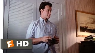 The 'burbs (7/10) Movie CLIP - I'm Going Over the Fence (1989) HD