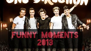 One Direction Funny Moments 2013 Part 1