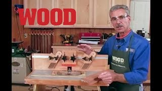 How to Use a Router Table -- WOOD magazine