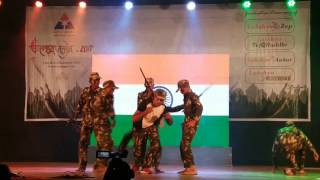 """Rahul Reddy And Crew on """"Tribute to Indian Army"""". A Life Less ordinary."""