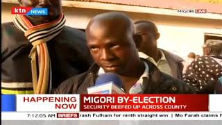Migori residents prepare for by-elections