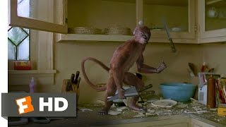 Jumanji (1/8) Movie CLIP - Wasps and Monkeys (1995) HD