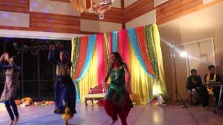 Wedding Dances for Fatima and Khawar (Desi Wedding Dances)