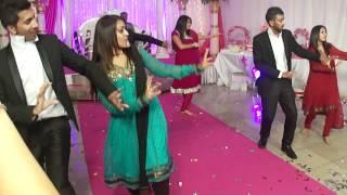 Marjaani & Chammak Challo dance  - Brinda, Mavu, Amran, Abi, Matu & Laura
