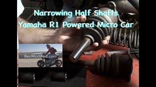 Micro Car Resto-Mod w/Sport Bike Power - Part 11.