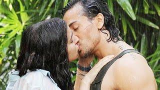 Tiger Shroff And Shraddha Kapoor HOT Liplock In Baaghi - Too Sexy