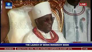 Notable Nigerians Throng Edo State As Oba Of Benin Launches Monarchy Book Pt.3 |Live Event|