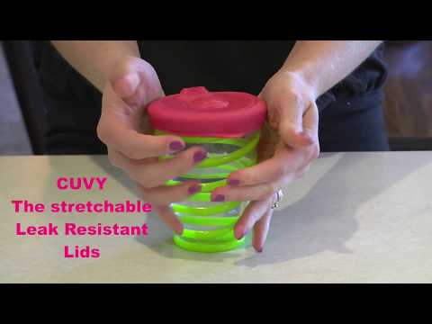 Cuvy helps you stop spills