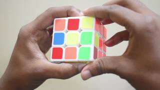 How to solve a Rubik's Cube in Bangla