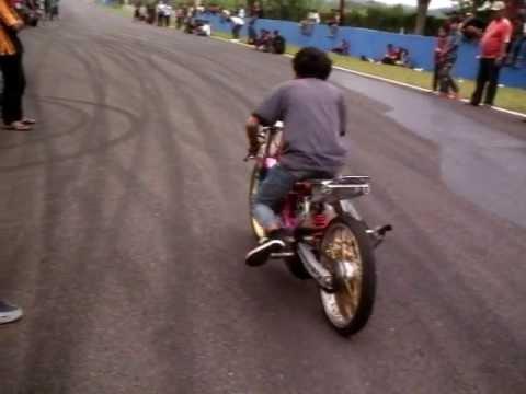 Drag Bike Tommo Speed