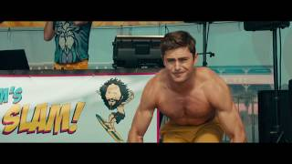 Zac Efron sexy scenes in 'Dirty Grandpa'.