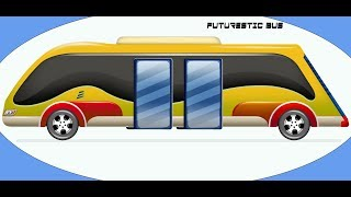 Kids Tv Channel | Bus | Formation And Uses | Videos For Kids