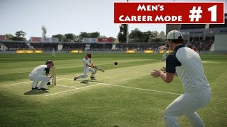 A CLASSY DEBUT - DBC17 Men's Career #1