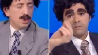 Le débat des primaires   Jamel Debbouze et Gad El Maleh