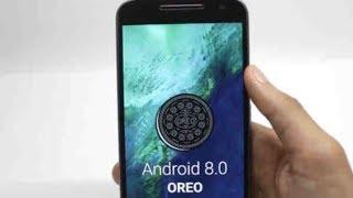 (مدهش)تحديث اي هاتف الي androud 8.0 oreo الجديد بدون روت او تركيب روم او فرمته الهاتف