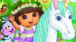 Dora the Explorer - Best of Dora Full Episodes - English Dora Games Movie