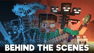 Animation Life 3: BEHIND THE SCENES (Minecraft Animation)