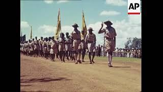 ENTHRONEMENT OF THE KABAKA OF UGANDA