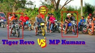 MP KUMARA VS TIGER REVO Joki Cilik !!