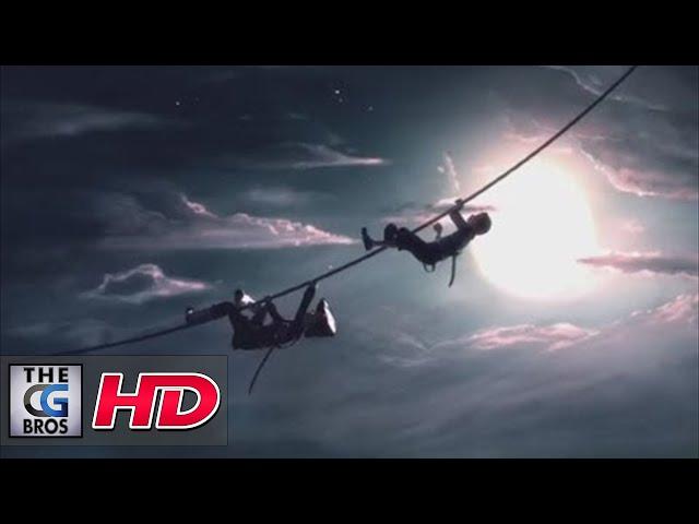"CGI 3D Animated Short ""Sail Away"" - by ESMA"