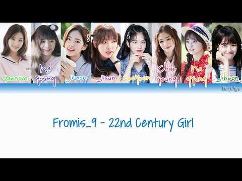 Xxx Mp4 Fromis 9 프로미스나인 – 22nd Century Girl 22세기 소녀 Lyrics Han Rom Eng Color Coded 3gp Sex