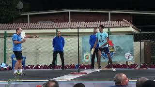نبيل إمام vs عبد الرحمن عماد بطولة الصيد المفتوحة لكرة السرعة مع حسام جبر