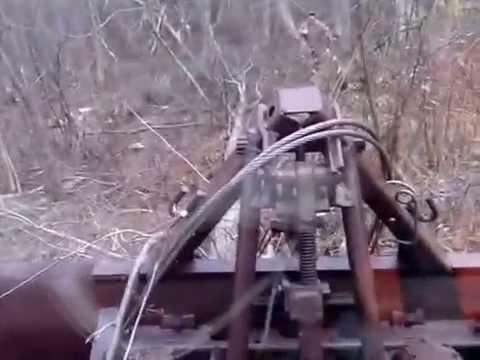 Лебедка на мтз 82 своими руками видео